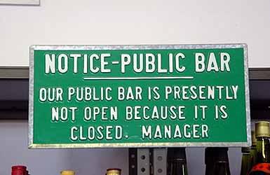 Publicbar