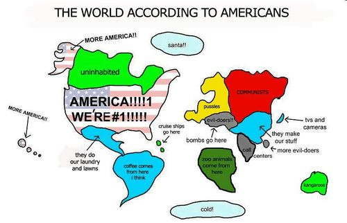 AmericanWorldMap