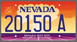 NV plate