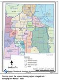 NM water planning region