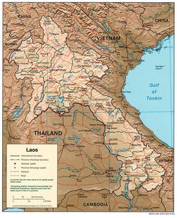 Detailed_relief_and_political_map_of_laos