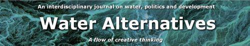 Water alternatives