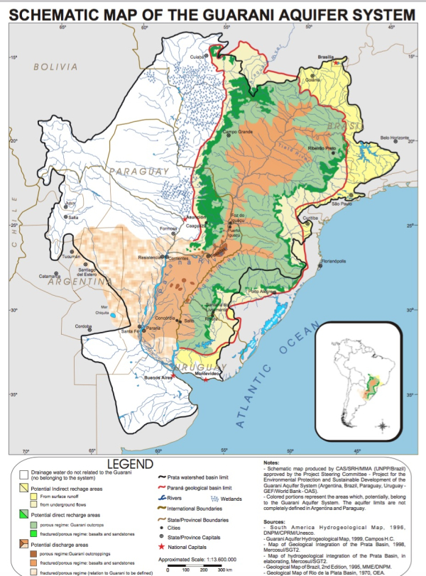Scelg guarani aquifer agreement and transboundary aquifers in latin scelg guarani aquifer agreement and transboundary aquifers in latin america waterwired publicscrutiny Images