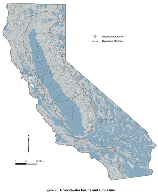 He Dont Know Much About Geography Or >> California Dreamin': 1) Managing Groundwater With(out) Your Head in the Sand; 2) Call 9-1-1 for ...