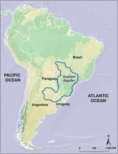 Paper transboundary groundwater governance in the guarani aquifer paper transboundary groundwater governance in the guarani aquifer system reflections from a survey of global and regional experts waterwired publicscrutiny Gallery