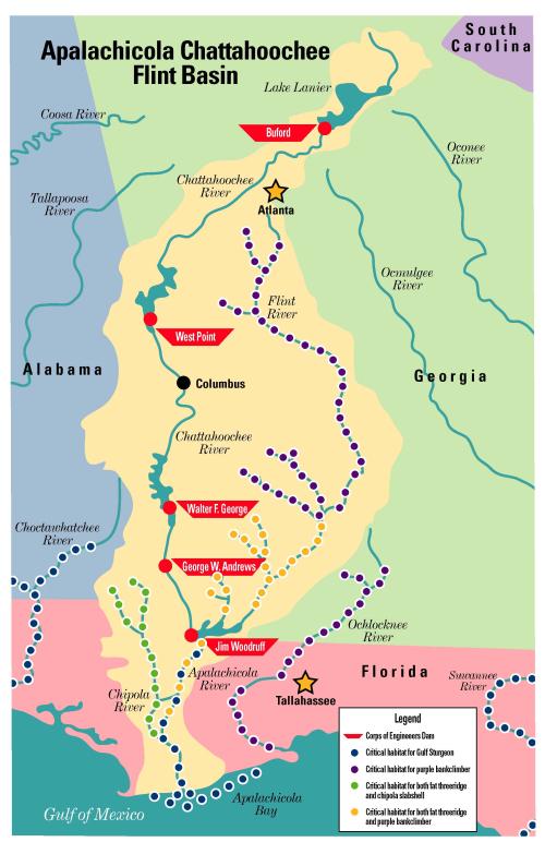 Acf-dams-map