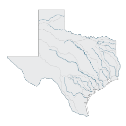 Texas-rivers