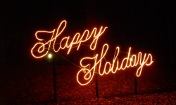 Happy-Holidays-Glowing-Signaboard