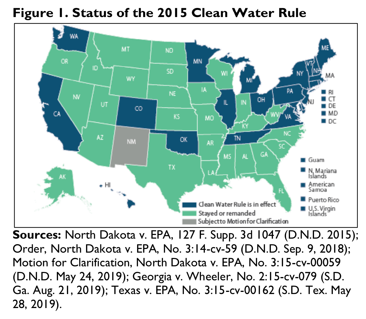 CRS InFocus Report: \'Waters of the United States (WOTUS ...