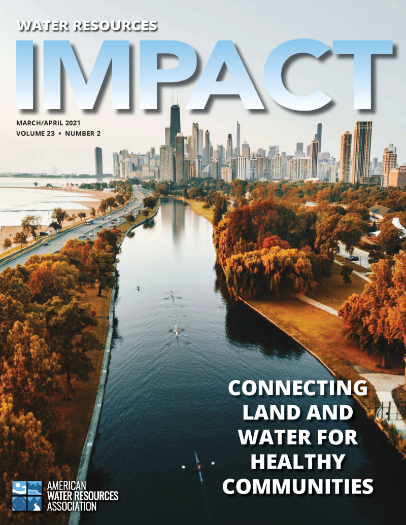 March Impact 2021 Cover