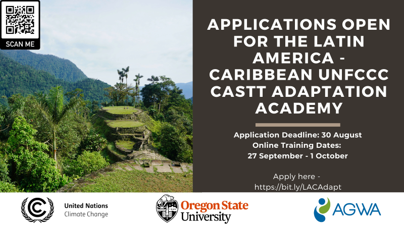 Adaptation Academy LAC Sign Up
