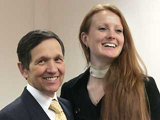 Think, that Dennis kucinich wife nude