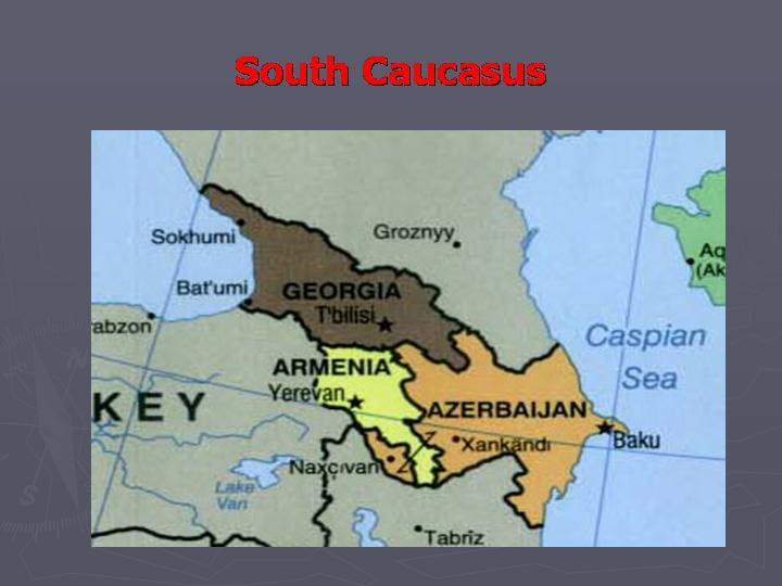 South_caucasus