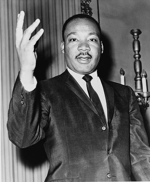 On this day when we honor Martin Luther King, Jr.