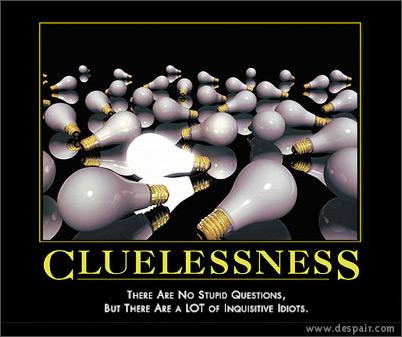 Cluelessness
